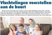 Portrettenserie vluchtelingen