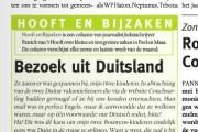 Column 'Hooft en Bijzaken'